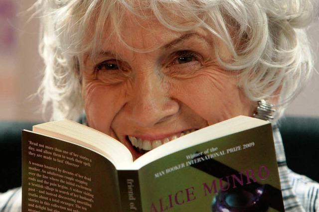 Alice Munro und das beglückende Schreiben