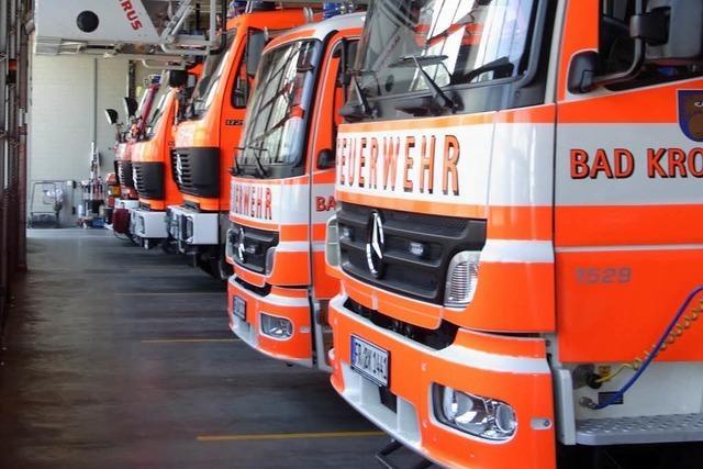 Kommunalaufsicht: Bad Krozinger Feuerwehrkommandant hat Neutralitätspflicht nicht verletzt
