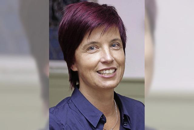 Susanna Petras leitet die Förderschule