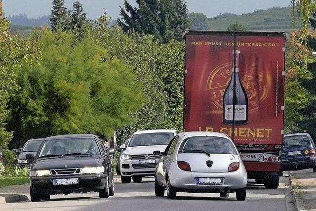 Verkehr bleibt Sorgenkind