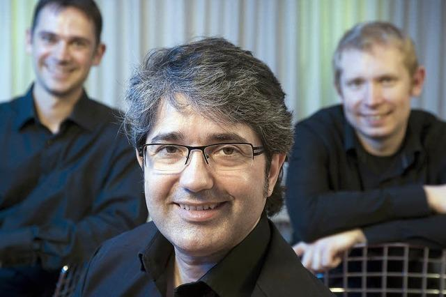 Stefan-Grasse-Trio in Laufenburg