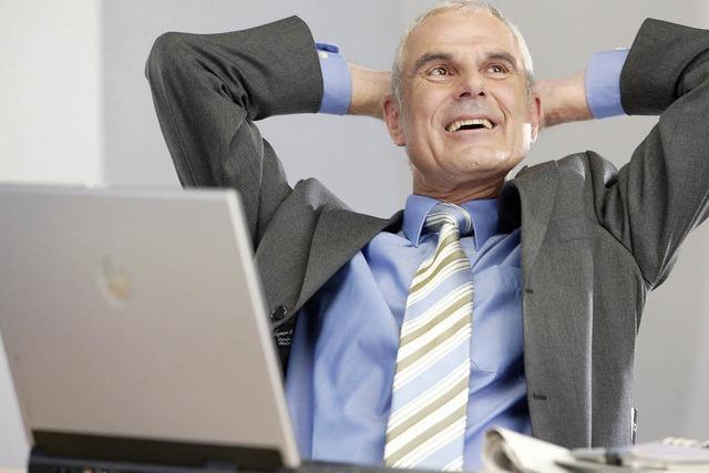 WIR ÜBER UNS: Der Ruhestand vor der Rente