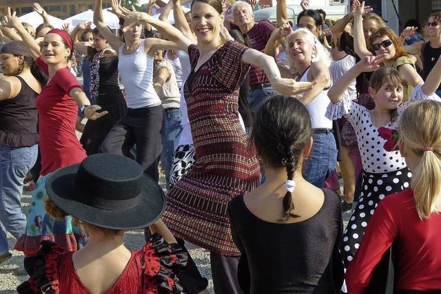 Flamenco für alle im