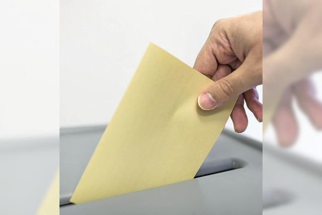 Die Bürgerliste steht