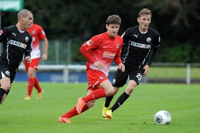 SC Freiburg und Sandhausen trennen sich 1:1