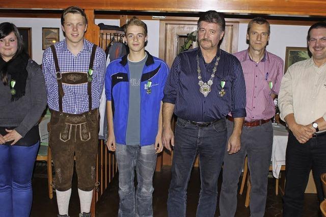 Manfred Hierholzer ist neuer Schützenkönig