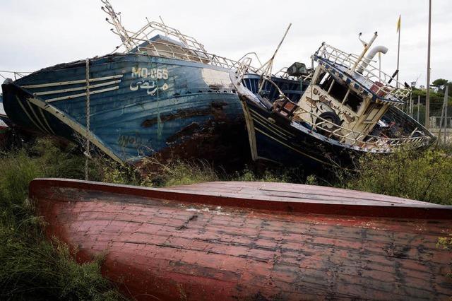 Wieder kentert ein Boot vor Lampedusa - 50 Tote?