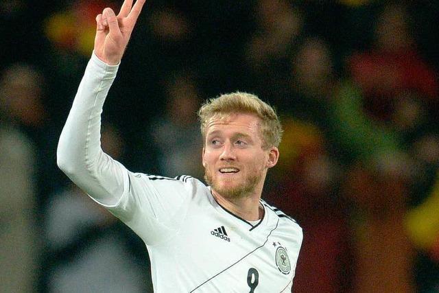 Deutschland ist für die WM qualifiziert – 3:0 gegen Irland