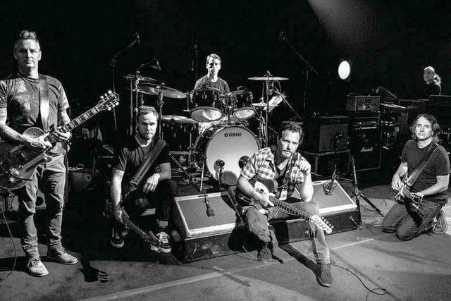 Pearl Jam neues Album: Lieder voller Energie
