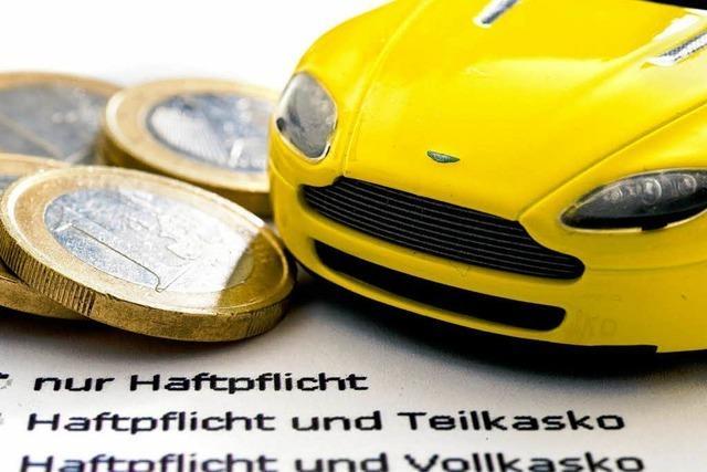 Wechsel der Autoversicherung lohnt sich dieses Jahr besonders