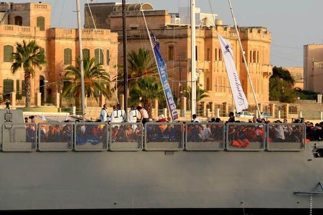 Malta ruft EU nach Flüchtlingsdrama zum Handeln auf