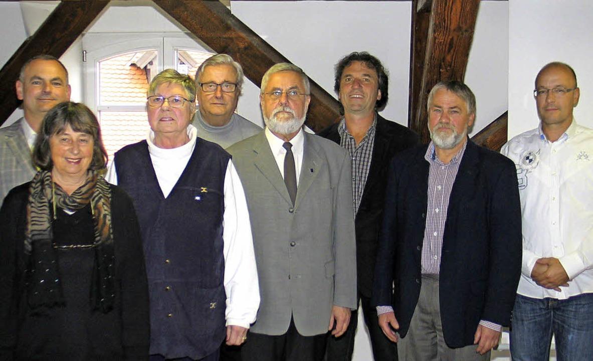Der Vorstand der Freunde der Michaelsk...Wilfried Schwärzle und Karsten Rodday.  | Foto: Helmut Hassler