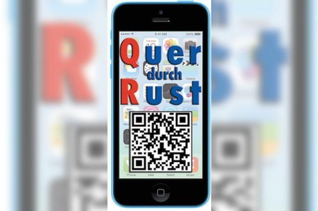 QR-Codes quer durch Rust sammeln