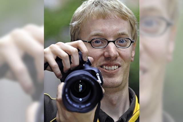 Klick, klick , klick - LpB holt den Fotomarathon nach Freiburg