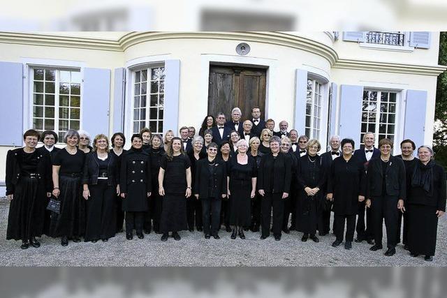 """Figuralchor Offenburg singt das Oratorium """"Paulus"""""""