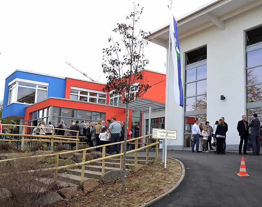 Schule Halle Rheinweiler    Foto: Michael Behrendt