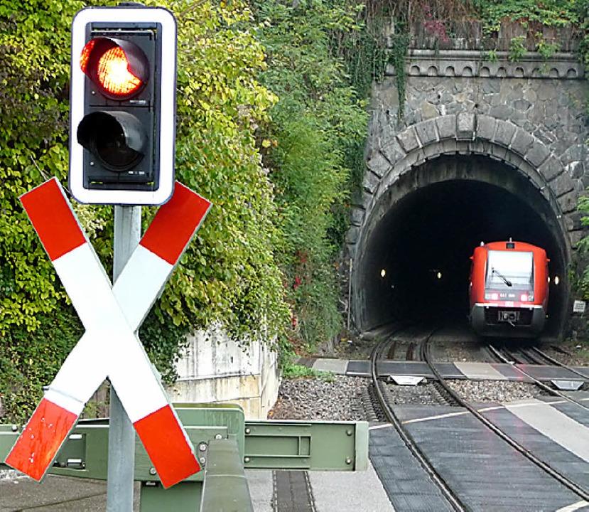 Tunnel bei Laufenburg  | Foto: sasi