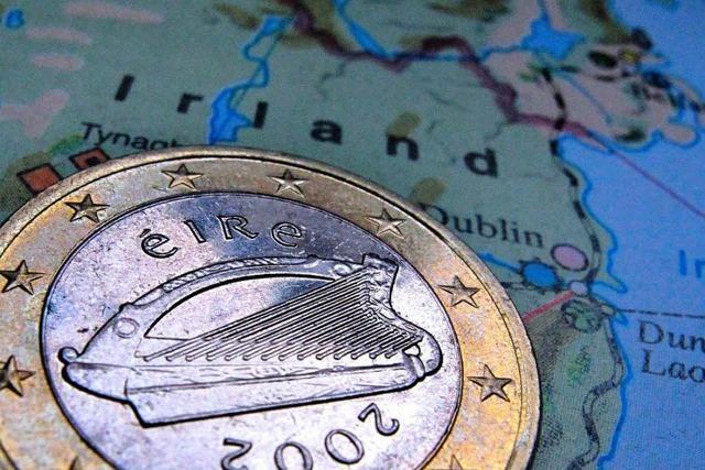 Irland will Rettungsschirm noch 2013 verlassen