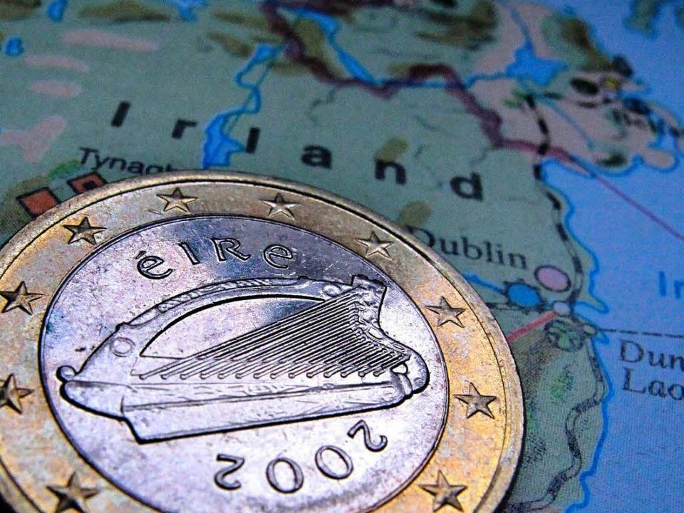Irland will bald ohne die Hilfe des Eurorettungsschirms auskommen   | Foto: DPA