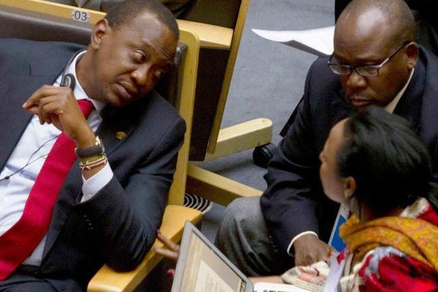 Afrikas Staatschefs wollen Immunität