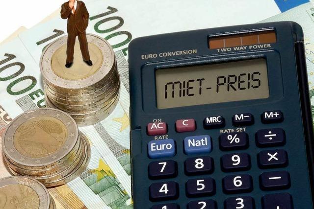 Experte: Studie zu Mega-Mieten in Freiburg hat Mängel