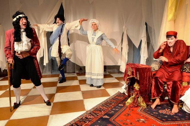 Premiere des Molière-Stücks