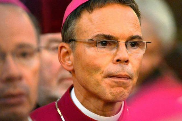 Umstrittener Limburger Bischof im Vatikan - Entscheidung erwartet