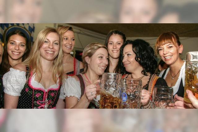 Oktoberfest diesmal ganz bayrisch