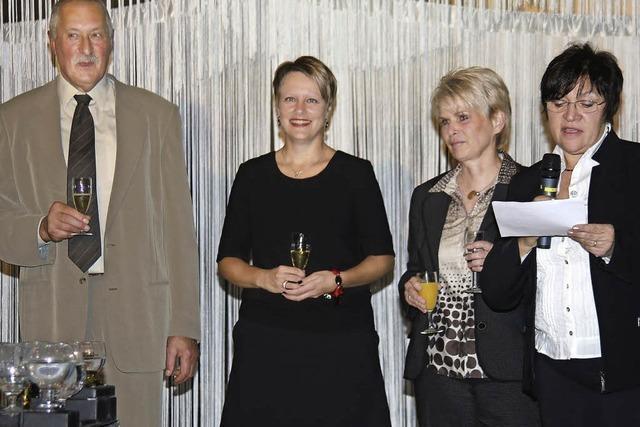 Gewerbeverein zehn Jahre lang aktiv