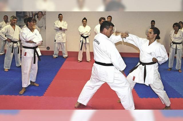 Preis für Karateschule