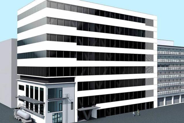 Roche investiert weitere 190 Millionen in seinen Hauptsitz