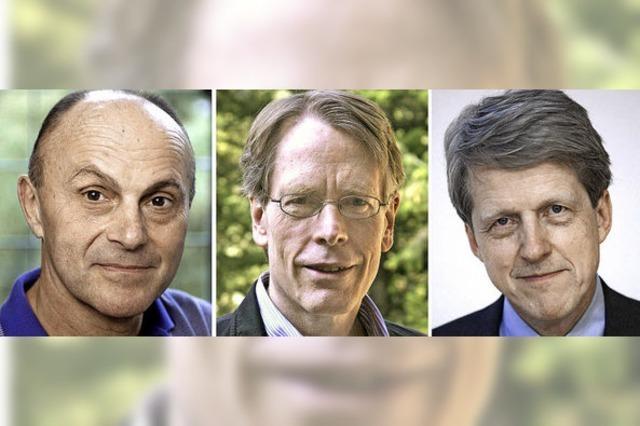 US-Forscher: Was treibt den Finanzmarkt an?