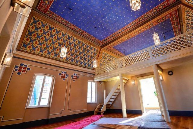 Wohnen im Betsaal: Fränkisches Paar kauft Synagoge