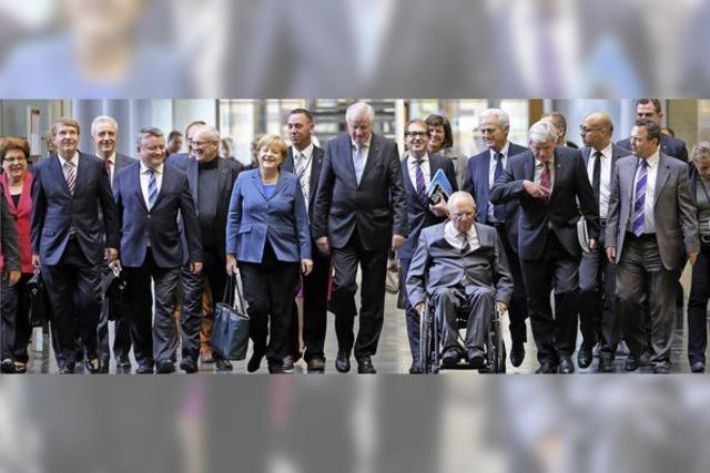 Sondierungsgespräche: Schwarz-Rot im Kommen