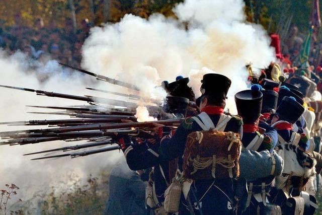 Falscher Mythos - vor 200 Jahren tobte die Völkerschlacht