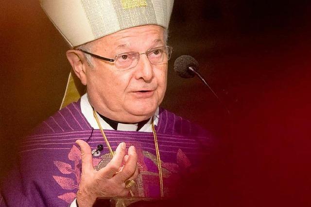 Handreichung: Zollitsch sorgt für Irritationen im Vatikan