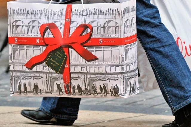 Verkaufsoffener Sonntag fällt auf den Volkstrauertag