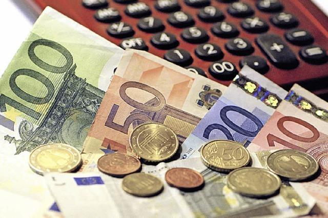 Finanzentwicklung positiv