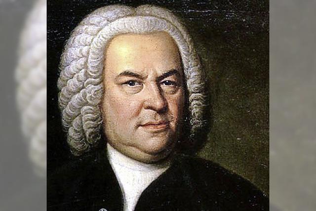 Motettenchor Lörrach mit Werken von Bach