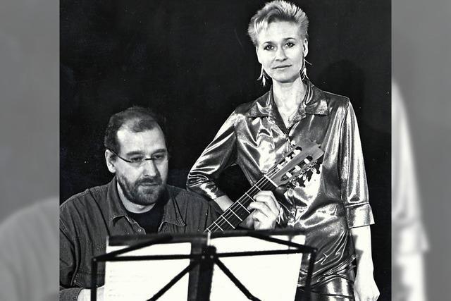 Jiddische Lieder und Texte von Barbara und Andreas Wäldele