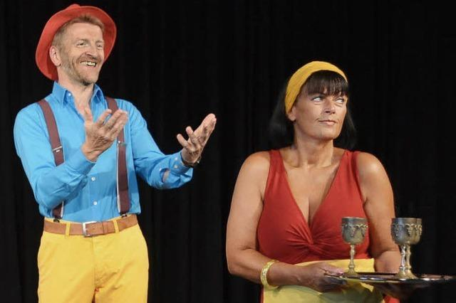 Theater Hans Dürr zeigt die italienische Komödie