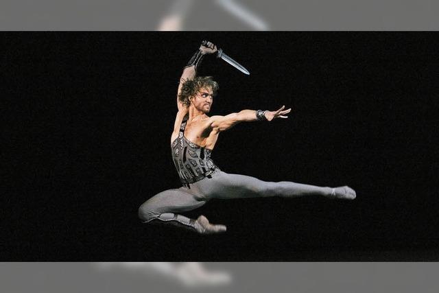 Bolschoi Ballett im Friedrichsbau