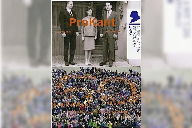 Prokant – tolle Werbung für das Gymnasium