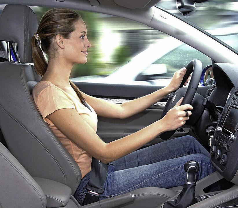 Richtige Sitzposition Im Auto