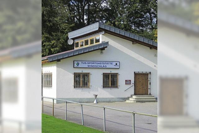 TuS Windschläg modernisiert Vereinsheim