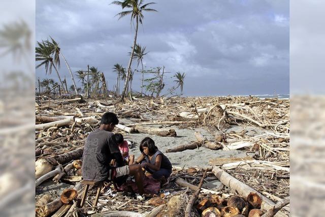 Weniger Opfer durch Naturkatastrophen
