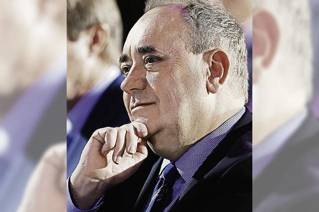 Noch wollen viele Schotten bei Großbritannien bleiben