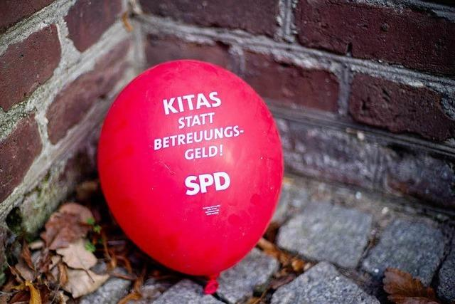 Der SPD-Hürdenlauf zur großen Koalition