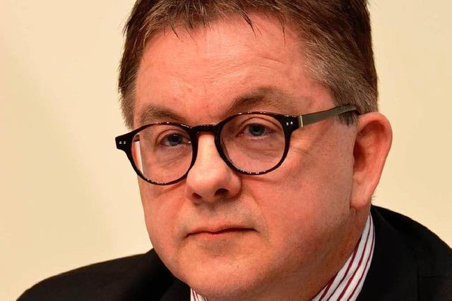 Guido Wolf kommt vors Breisacher Narrengericht
