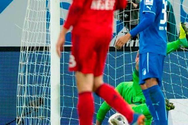 Fußball-Deutschland diskutiert über Phantomtor in Hoffenheim